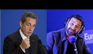 Cyril Hanouna appelle Nicolas Sarkozy - ZAPPING PEOPLE DU 29/01/2015
