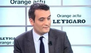 Le Talk : Florian Philippot