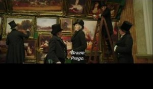 Bande Annonce Mr Turner - Mike Leigh