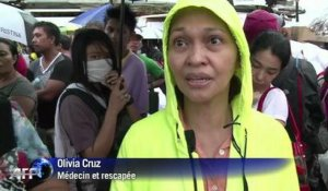Philippines : les survivants tentent de s'organiser