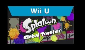 Wii U - Don't Miss the Splatoon Global Testfire!