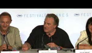 "Depardieu de retour à Cannes avec ""Valley of Love"""