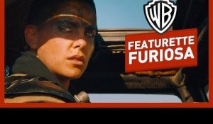 Mad Max Fury Road - Featurette Officielle - Furiosa / Charlize Theron