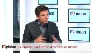 La France : pays le plus dépensier au monde