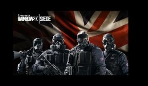 Tom Clancy's Rainbow Six Siege Official - Inside Rainbow #1 - The British Unit [PL]