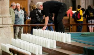 Crash du vol Germanwings : l'Allemagne rend un hommage national aux victimes