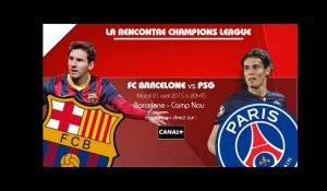 FC Barcelone - PSG : La feuille de match et compositions probables !