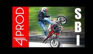 Motorcycle Stunt Riding & Drifting Contest - SBI 2015 (Official Video)