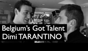 BELGIUM'S GOT TALENT 2012 / Dimi Tarantino