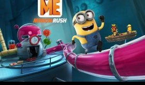 Despicable Me: Minion Rush - Jelly Lab Update