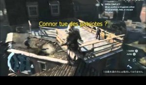 Assassin's Creed 3 - Nouveau Gameplay Wii U + Analyse de White24Room