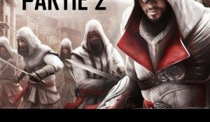Assassin's Creed Brotherhood - Le Film [PARTIE 2] [FR] [HD]