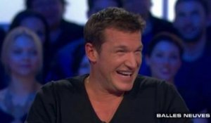 Zapping Best-of: Le fou rire interminable de Benjamin Castaldi
