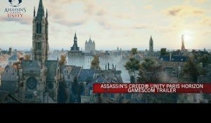 Assassin's Creed Unity Paris Horizon GamesCom Trailer [SCAN]