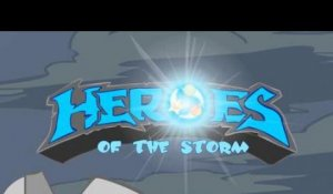 Heroes of the Storm - Changement de nom