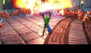 Hyrule Warriors - Trailer officiel