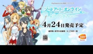 Sword Art Online : Hollow Fragment - Pub Japon #2