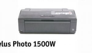 Epson, Imprimante Stylus Photo 1500W