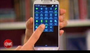 Tutoriel Samsung Galaxy S4 : économiser sa batterie