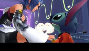 Kingdom Hearts HD 2.5 ReMIX - Pubs Japon Story / Friend