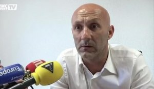"Football / Barthez : ""C'est rassurant"" 01/08"