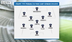 Tour de France des clubs de Ligue 1 - le PSG