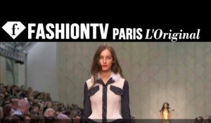 Burberry Spring/Summer 2015 ft Cara Delevingne, Kate Moss | London Fashion Week LFW | FashionTV