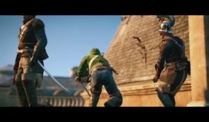 Assassin's Creed Unity - Trailer de gameplay en coop