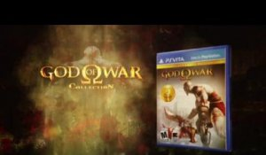 God of War Collection - Trailer de lancement
