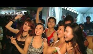 F Vodka Launch Party @ Carnival Beach Ancol - Jakarta 2011 | FashionTV - FTV.com