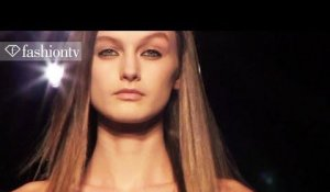 Ingrid Vlasov Runway Show - Paris Fashion Week Spring 2012 PFW | FashionTV - FTV