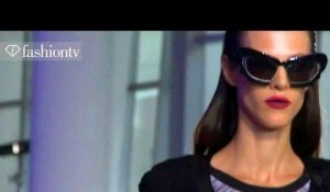 Prabal Gurung Runway Show - New York Fashion Week Spring 2012 NYFW ft Karlie Kloss | FashionTV - FTV