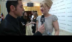 Elton John AIDS Foundation ft Kelly Osbourne | FashionTV - FTV.com