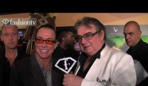 IIFA Awards ft Jean-Claude Van Damme on the Green Carpet | FashionTV