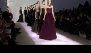 Monique Lhuillier NYFW Fall 2010 Full Show | FashionTV - FTV.com