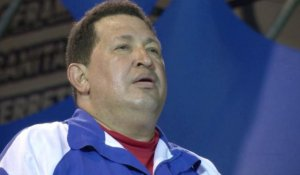 Images d'archive de Hugo Chavez