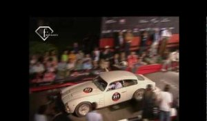 fashiontv | FTV.com - 1000 MIGLIA - RACE STARTING