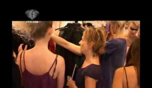 fashiontv | FTV.com - Fitting with Irina for Renato Nucci
