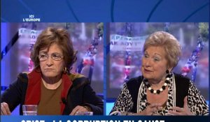 Crise : la corruption en cause