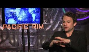 Pacific Rim - ITW Charlie Day