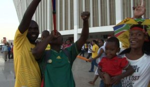 "CAN-2013: Afrique du Sud-Angola ""un grand match"""