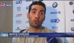 Un Fourcade à réaction ? 10/02