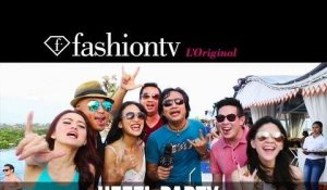 "F Event | Heeel Party, TS Suites Bali, Indonesia | Chase & Status ""Count on Me"" 