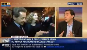 Direct de Gauche: Le match à distance entre Hollande et Sarkozy - 10/02