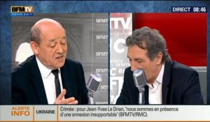 Bourdin Direct: Jean-Yves Le Drian - 20/03