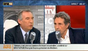 Bourdin Direct: François Bayrou - 28/04