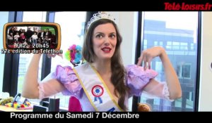 La Speakerine élue Miss France 3637 ! (programmes du 7 décembre)