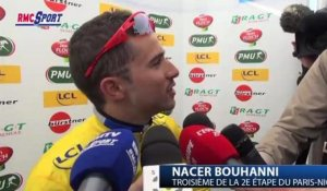 "Cyclisme / Paris-Nice : Bouhanni : ""Une grosse satisfaction"" 10/03"