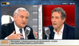 Bourdin Direct: Jean-Pierre Raffarin - 26/03