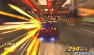 Burnout 3 : Takedown - Vue pare-choc